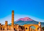 Pompeii and Vesuvius from Salerno Private Tour