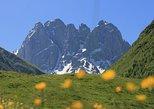 2-Day Kazbegi and Juta Village Region Private Tour with Trekking