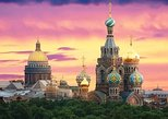 2-Day Deluxe Saint-Petersburg Shore Excursion