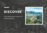 2-day Private tour: Discover the fang-tastic story of Transylvania