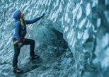 2 Day Ice Cave & South Coast: Glacier hike, Jokulsarlon lagoon & Northern Lights