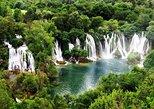 Visit Kravice Waterfalls
