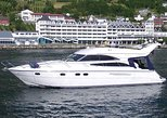 Fjord cruise on the Hardanger Fjord and Bergen - Princess 50 yacht