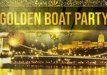 Golden Boat Party - the Ultimate New Year's Eve Party in Budapest