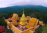 Wat Doi Suthep Tour from Chiang Mai including Hmong Hill Tribe Village