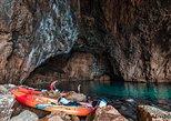 La mejor excursión a las grutas en kayak y buceo de superficie. Benidorm, ESPAÑA