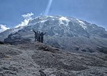 6 days climbing mountain Kilimanjaro, Machame route