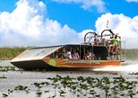 60-Minute Everglades Airboat Tour & Gator Boys Alligator Rescue Show