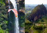 AWESOME PARAGLIDING AND FREE GUATAPE TOUR FROM MEDELLIN (based on tips)