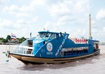 Unlimited Hop CHAO PHRAYA RIVER: One-Day River Pass