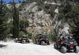 Golden Ride Rentals 4 & Half Hour Safari ( From Paphos)