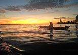 Sunset Cartagena In Kayak