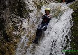 Canyoning in Susec Canyon