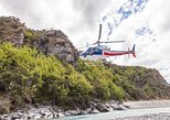 Helicopter and Shotover River Rafting Combo from Queenstown