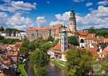 Private Sightseeing Trip from Passau to Prague via Cesky Krumlov with a Guided tour
