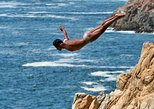 Cliff Diving Show in Acapulco
