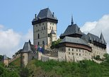 Karlstejn and Krivoklat castles tour from Prague