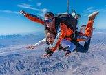 Las Vegas Tandem Skydiving with Video & Photos