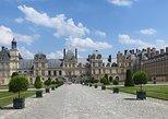 Fontainebleau Chateau Retreat from Paris