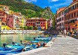 Cinque Terre tour with limoncino tasting from La Spezia Train Station