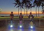 Sunset Glow Hoverboarding Tour: Diamond Head- Kapiolani Park- Waikiki 3hr Tour