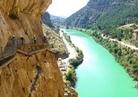 Guided tour to Caminito del Rey + Brewery + Olive oil Mill + tasting