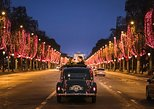 PARIS BY NIGHT 3H TOUR IN VINTAGE FRENCH CAR