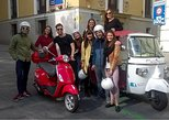 Vespa: City Center Tour Madrid  (2h- up to 2 people)