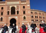 Vespa: Panoramic Tour Madrid (3h - up to 2 people)