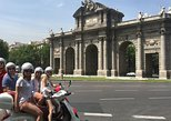 Vespa: Full Tour Madrid (3h - up to 2 people)