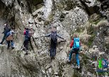 2 DAYS TOUR WITH VIA FERRATA ON AMAZING STAN GORGES IN ROMANIAN CARPATHIANS