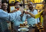 Evening traditional tapas walking tour in old Zaragoza center