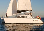 Sail and have lunch in a Lagoon catamaran