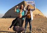 Full day tour to Giza pyramids, Great Sphinx, Sakkara and Dahshur