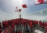 Tour to Niagara Falls with Boat Cruise