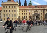 All-in-one city E-bike tour in Prague (7hrs)