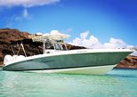 Captain Bob's Most Popular Speed Boat, Snorkeling and Beach Tour