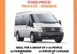 Private Transfer 10 PAX Van from Jerusalem To Tel Aviv Airport (Ben Gurion TLV)