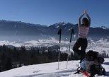 DAYTOUR SNOWSHOEING & YOGA AT SPITZINGSEE - BAVARIAN ALPS
