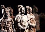 Tour histórico de Xian con almuerzo: Guerreros de terracota y Museo de Banpo. Sian, CHINA