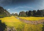 Hoa Lu Ancient Capital - Mua Cave & Tam Coc boat ride on Ngo Dong