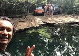 Private All Inclusive Jeep or Van Tour in Cozumel
