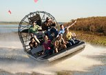 Everglades Airboat Adventure with FREE South Beach Bike Rental