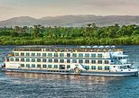 Cairo : 4-Days Nile Cruise Aswan to Luxor & Sleeper Train rounded trip