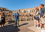 Semi Private Colosseum Tour with Special Access to the Arena Floor & More