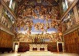 Europa - Italien: Exklusive Führung durch die Sixtinische Kapelle vor der Öffnung und Vatikanische Museen