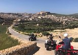 Gozo Full-Day Quad Tour w/ Private Boat to Gozo & return (to avoid queuing)