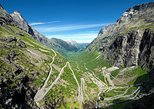 Andalsnes Shore Excursion: the Troll Road and Troll Wall