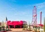 PortAventura Park and Ferrari Land Day Trip from Barcelona