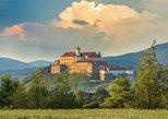 Mukacheve from Lviv including Palanok Castle and Castle Shenbornov Private Tour